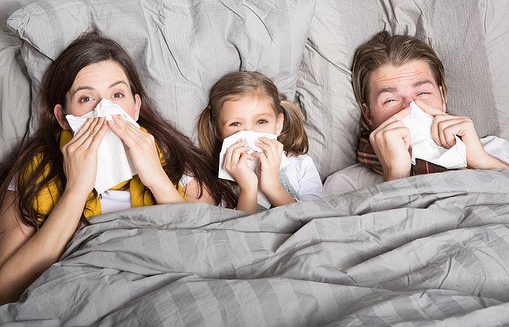 Come per la prevenzione dell'influenza, così come altri virus? Corretta igiene delle mani.