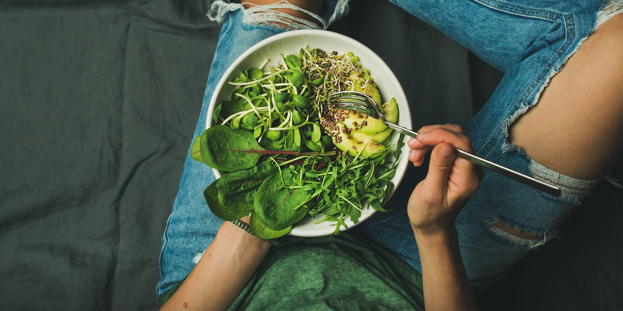 Essere vegan significa non avere la mancanza di nutrienti?