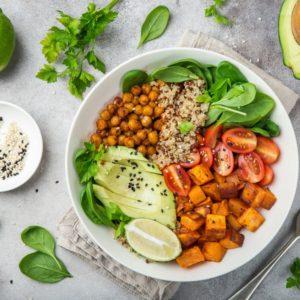 La dieta vegana regime serve per ridurre il peso?