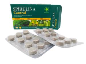 Spirulina Control - effetti collaterali - controindicazioni