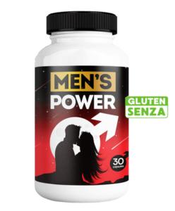 Men's Power - funziona - prezzo - dove si compra - recensioni
