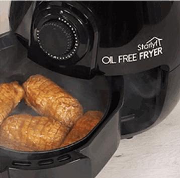 Oil Free Fryer - Italia - originale