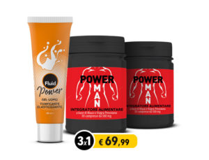Power Man - prezzo - recensioni - dove si compra - funziona