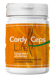 CordyCeps Life - recensioni - prezzo - dove si compra - funziona