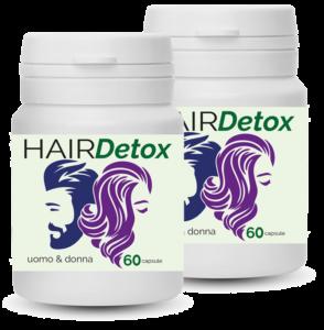Hair Detox - in farmacia - Italia - originale