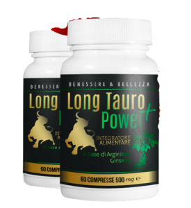 Long Tauro Power - recensioni - dove si compra - funziona - prezzo