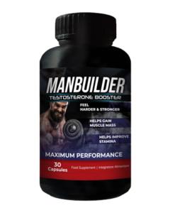 Man Builder - prezzo - recensioni - funziona - dove si compra