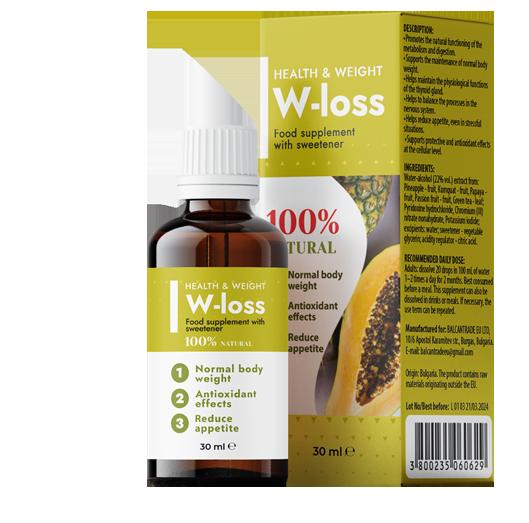 W-Loss - funziona - prezzo - recensioni - dove si compra